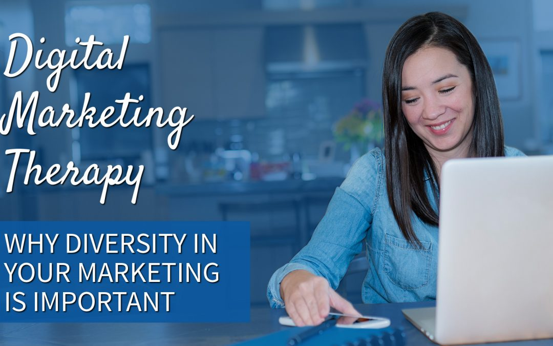 Ep 01 | Why Diversity in your Marketing is Important
