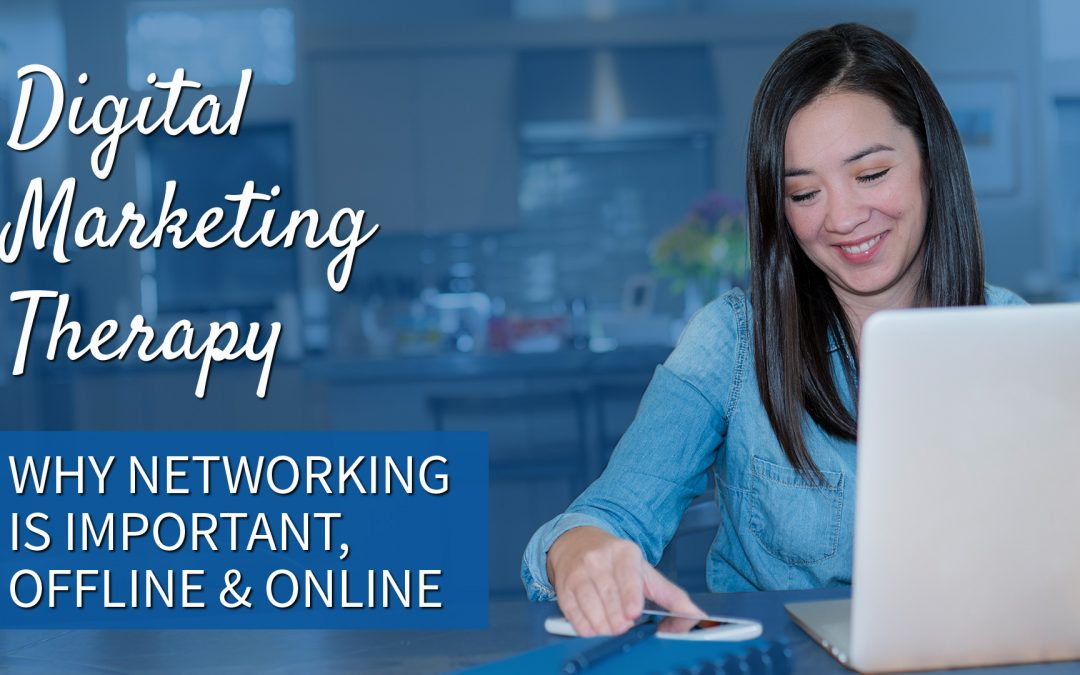 Ep 02 | Why Networking is Important, Offline & Online